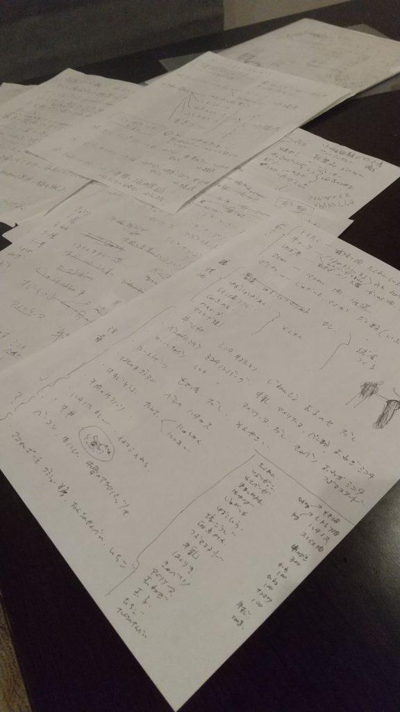 新規事業通信Vol.2[焼肉店メニュー]